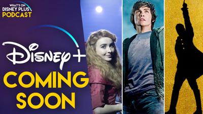 Cover art for Lots Of New Disney+ Originals Announced | What's On Disney Plus Podcast #80