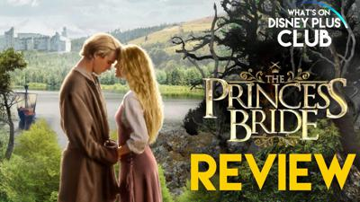 Cover art for The Princess Bride Retro Review | What's On Disney Plus Podcast Club