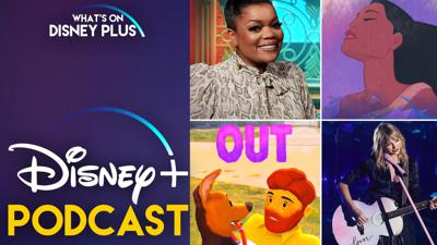 Cover art for The Big Fib, Out, Zenimation & Taylor Swift City Of Lover Reviews | What's On Disney Plus Podcast #81