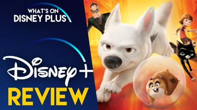 Cover art for Bolt   What's On Disney Plus Movie Club Review