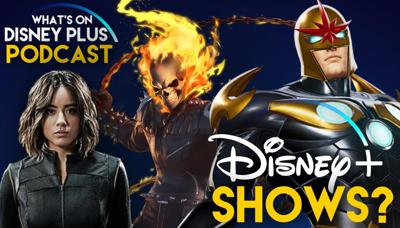 Cover art for So Many Rumored Marvel Shows Coming To Disney+ | What's On Disney Plus Podcast #79