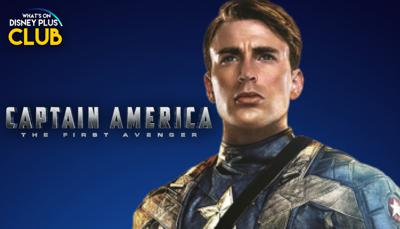 Cover art for Captain America First Avenger Retro Review | What's On Disney Plus Club