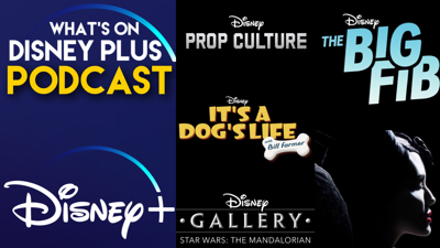 Cover art for May's Going To Be A Bumper Month For Disney+ | What's On Disney Plus Podcast #76