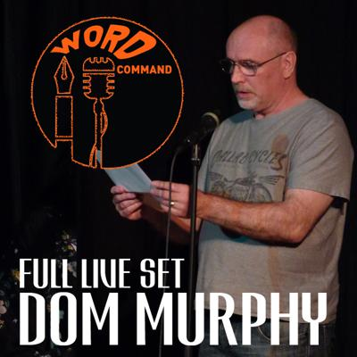 Cover art for The spoken word sets: Dom Murphy