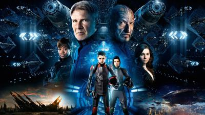 Cover art for Ep. 107 - Ender's Game (2013)