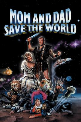 Cover art for Ep. 106 - Mom and Dad Save the World (1992)