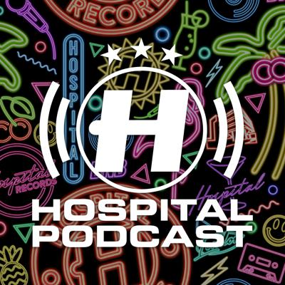 Cover art for Hospital Podcast 424 with London Elektricity