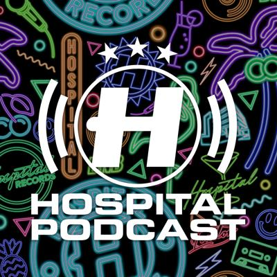 Cover art for Hospital Podcast 427 with London Elektricity
