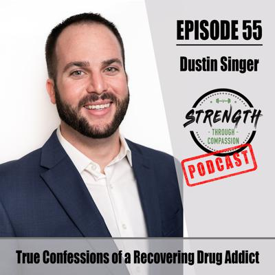 Cover art for True Confessions of a Recovering Drug Addict - with Dustin Singer