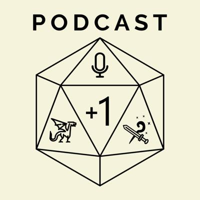 Podcast+1 | HotDQ #21 | Lionel Wrongsie and the Budding Birdbarian Bromance