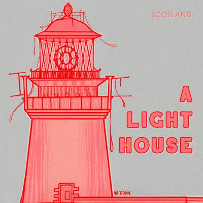Cover art for A Lighthouse (Wee Scotland)