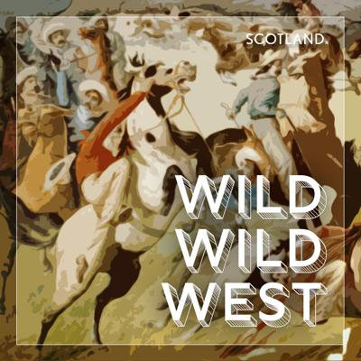 Cover art for Buffalo Bill's Wild Wild West
