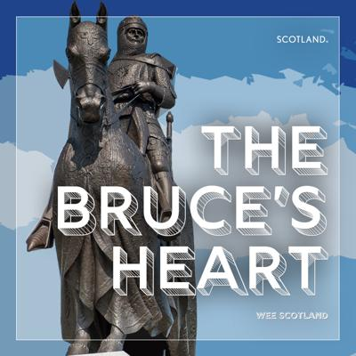 Cover art for The Bruce's Heart (Wee Scotland)