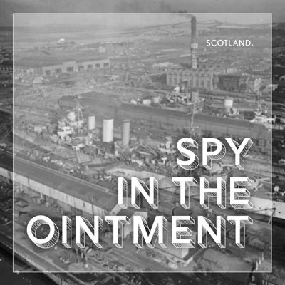 Cover art for Spy In The Ointment