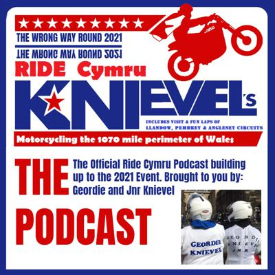 Cover art for RIDE Cymru : It's Good to be Evel, The wrong way 'round : 1