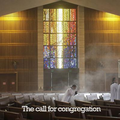 Cover art for The call for congregation