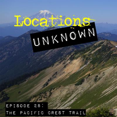 Cover art for EP. #28: Missing on the Pacific Crest Trail