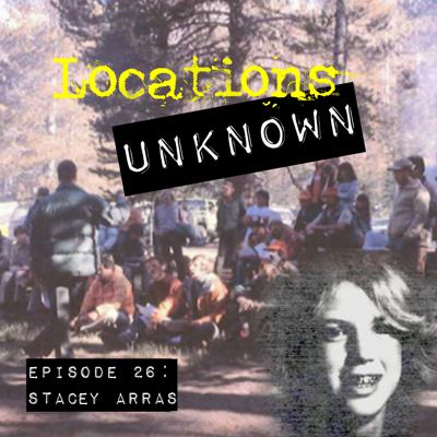 Cover art for EP. #26: Stacey Arras - Yosemite National Park