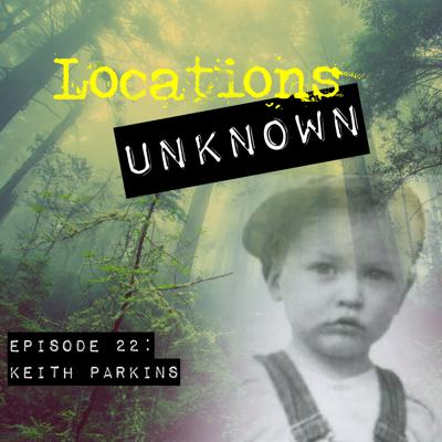 Cover art for EP. #22: Keith Parkins - Ritter Oregon