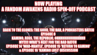 Cover art for 2GGRN: Back to the Clones S2BBS1 The Good the Bad a Podcasters Batch Episode 8 Kamino, Regs, The Republic Ohhhhhhhhhhhhhh my!!!!! What's next for the Bad Batch (9/1/2021)