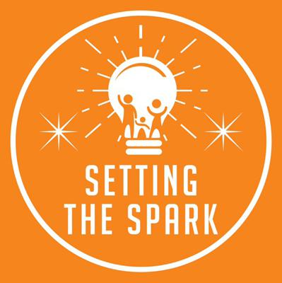 Cover art for Setting the Spark: Homeschooling an Only Child