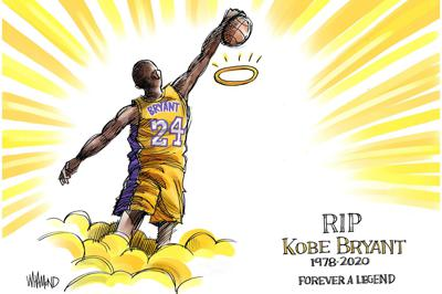 Cover art for Kobe - Mamba Out