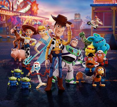 Cover art for Toy Story 4 Spoiler Review