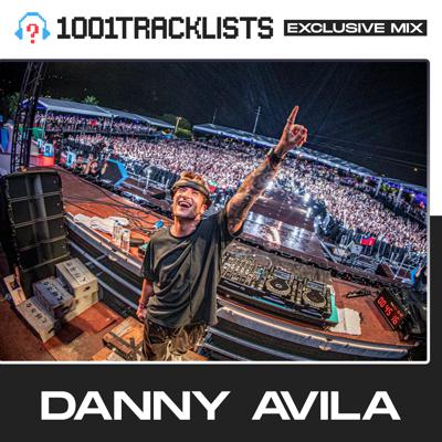 Cover art for Danny Avila - 1001Tracklists Exclusive Mix (LIVE @ S2O Festival Taiwan)