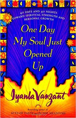 Cover art for Episode 25:  One Day My Soul Just Opened Up...by Iyanla Vanzant
