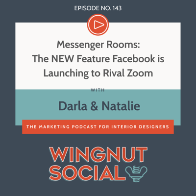 Cover art for Messenger Rooms: The NEW Feature Facebook is Launching to Rival Zoom