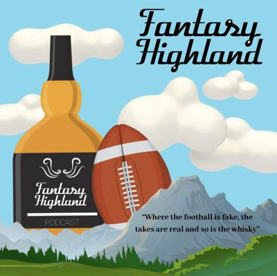 Cover art for Fantasy Highland Ep 1 With Scott Fish