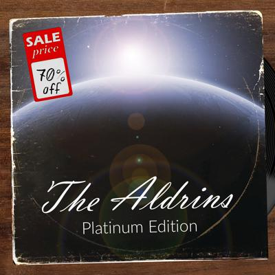Cover art for The Aldrins |