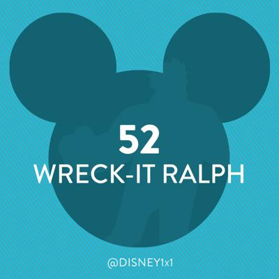 Cover art for 52 / Wreck-It Ralph (2012)