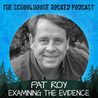 Cover art for Examining the Evidence, Part 2 - Pat Roy