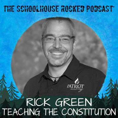 Cover art for Teaching the Constitution, Part 2 - Rick Green