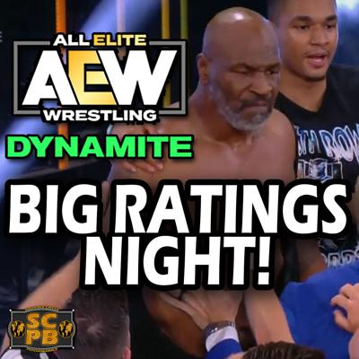 Cover art for Mike Tyson Chris Jericho Brawl Gives AEW Dynamite Ratings Boost | FTR Debut | Pro Wrestling News