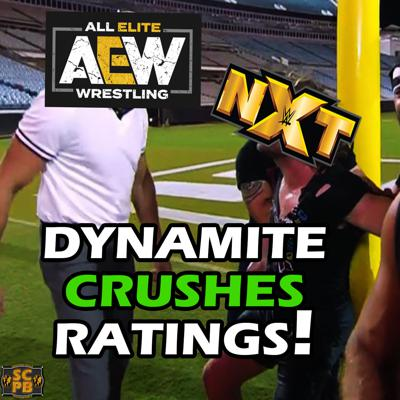 Cover art for Pro Wrestling News | AEW Dynamite Crushes NXT in Ratings! Review & Results 5/20/20