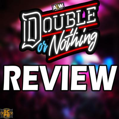 Cover art for AEW Double or Nothing 2020 Review | Stadium Stampede was Wildly Entertaining!