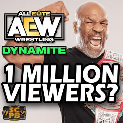 Cover art for Mike Tyson to Make AEW Dynamite Debut | Marty Scurll Returns to BTE | Pro Wrestling News