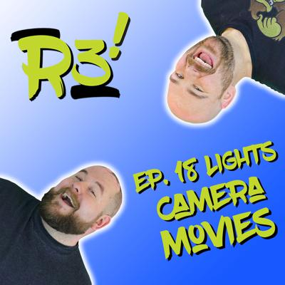 Cover art for Lights, Camera, Movies