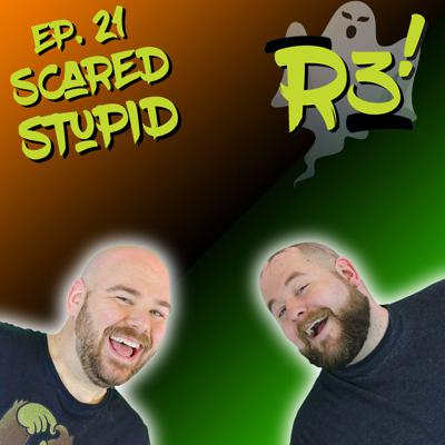 Cover art for Scared Stupid