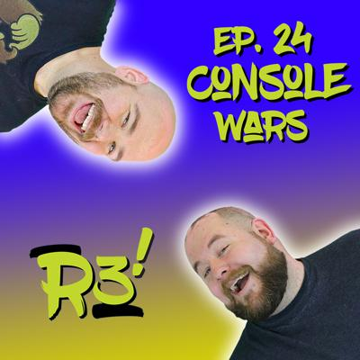 Cover art for Console Wars