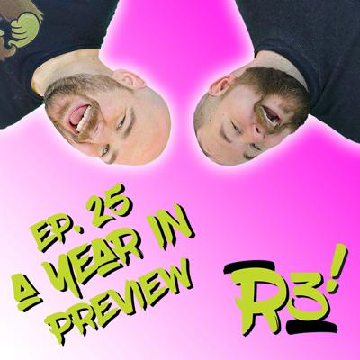 Cover art for A Year In Preview