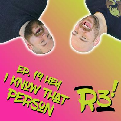 Cover art for Hey I Know That Person