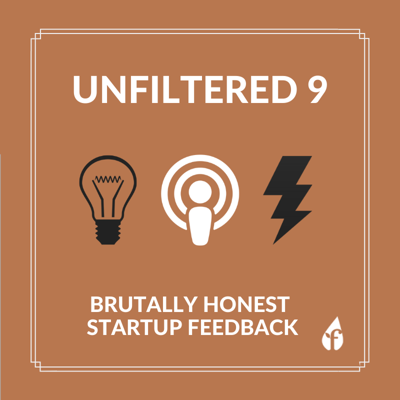 Cover art for Reviewing Mass Décor Production, Research Test-Subject Marketplace, UAV RFID-tagging, and more Startup Ideas – Unfiltered Ep.9