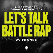 Cover art for NORBES IT ALL Podcast  FRANCE FROM LETS TALK BATTLE RAP JOINS US