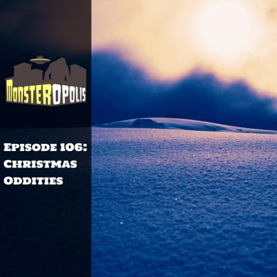 Cover art for Episode 106: Christmas Oddities