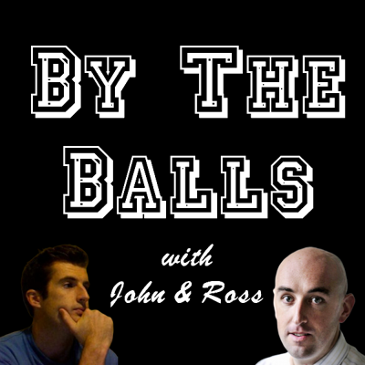 Cover art for By the Balls with guest Cory Paterson