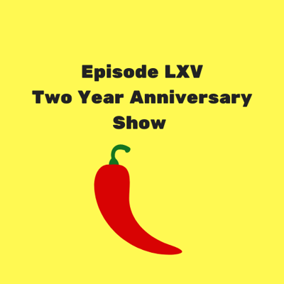Cover art for Two Year Anniversary Show