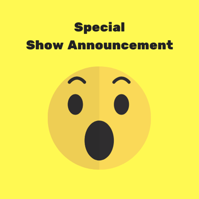 Cover art for Big Show Announcement
